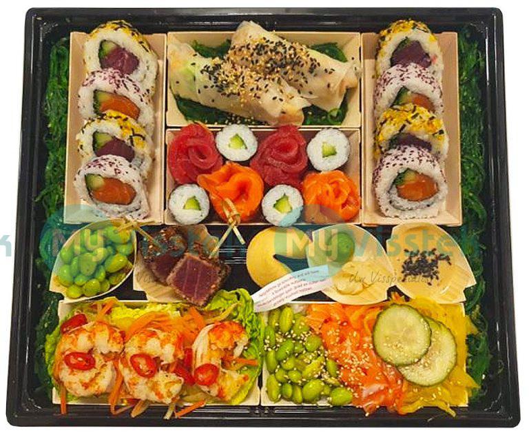 Sushi Nieuwjaar Special