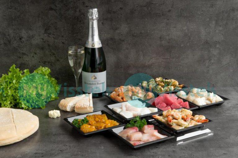 Gourmet Fondue Steengrill-schotel